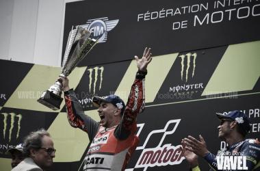 Jorge Lorenzo, ganador en Austria | Foto: Noelia Déniz - VAVEL