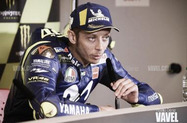 """Valentino Rossi: """"Hay muchas cosas positivas"""""""