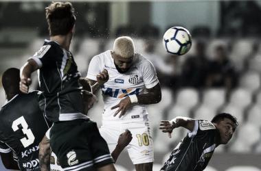 Após golear no primeiro jogo, Santos enfrenta Luverdense para garantir classificação às quartas