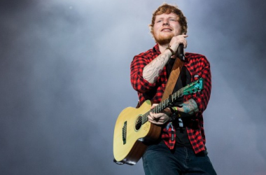 Ed Sheeran en Glastonbury 2017 | Foto: The Guardian