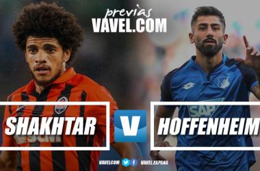 Previa Shakhtar Donetsk - 1899 Hoffenheim: partido igualadísimo para empezar