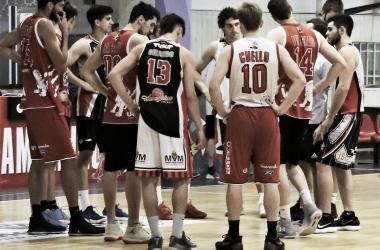 Ameghino Basket de Villa María