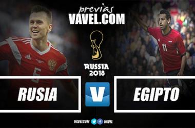 Russia - Egitto, notte decisiva
