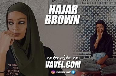 """Entrevista. Hajar Brown: """"Hasta que no rodé la primera temporada de """"Skam"""" no creía todo lo que me estaba pasando"""""""
