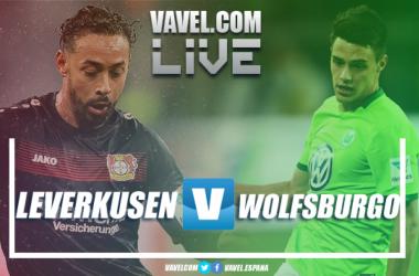 Resumen Bayer Leverkusen 1-3 Wolfsburg en la Bundesliga