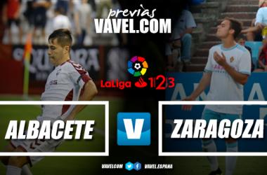 Previa Albacete - Real Zaragoza | Foto: Vavel