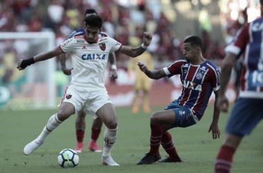 Pressionados, Bahia e Flamengo se enfrentam na Fonte Nova