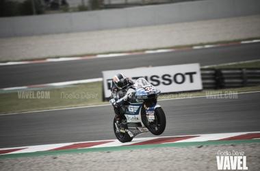 Isaac Viñales, el nuevo cambio en el Forward Racing | Foto: Noelia Déniz - VAVEL