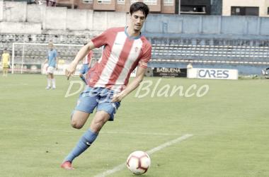Pablo Pérez busca continuidad en el equipo y lo demuestra a base de goles. FOTO: Diego Blanco-VAVEL