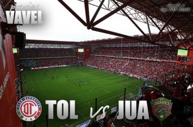 Previa Toluca - FC Juárez: el 'Diablo' debuta en Copa