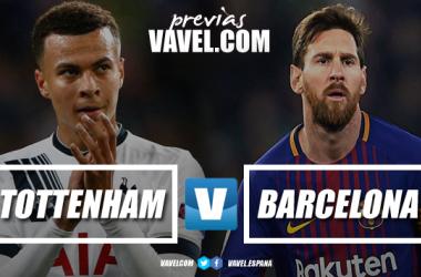 Champions League - Tottenham a un bivio, Barcellona per allungare