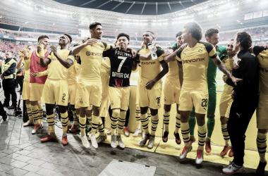 Épica remontada del Borussia Dortmund | Foto: @BVB