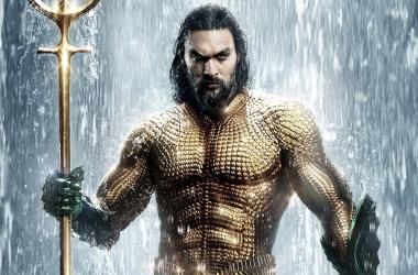 Foto promocional de uno de los próximos taquillazos de la Navidad: 'Aquaman'. Foto: Warner Bros Pictures