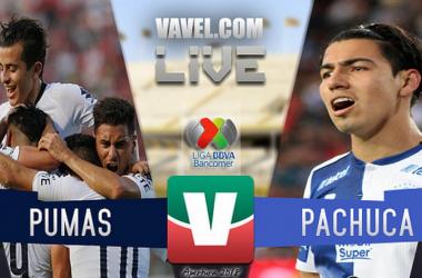 Pumas vs Pachuca EN VIVO (0-0)