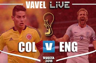 Resultado Colômbia x Inglaterra pela Copa do Mundo (1-1[3-4])