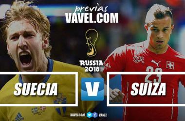 Surpresas na Copa, Suécia e Suíça duelam por vaga nas quartas de final