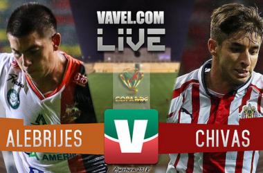 Resumen del Alebrijes 0-0 Chivas de la Copa MX 2018
