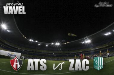Previa Atlas - Zacatepec: Duelo de canteras en Copa MX