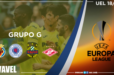 Guía VAVEL UEFA Europa League 2018/19: Grupo G, el favoritismo de Villarreal y Spartak frente a la igualdad del resto