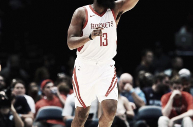 """The Beard"" estará ausente en los próximos dos partidos de Houston | Foto: James Harden"