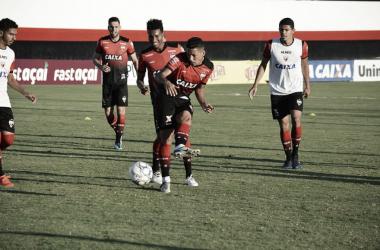 (Foto: Paulo Marcos/Atlético-GO)