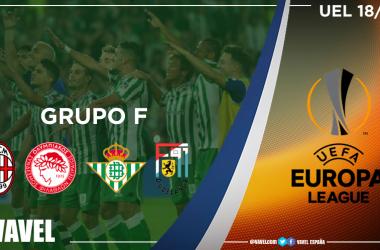 Guía VAVEL UEFA Europa League 2018/19: Grupo F, el Betis, en una lucha a tres bandas