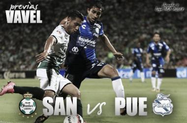 Satos y Puebla, por tres puntos de oro// Foto: Vavel.com