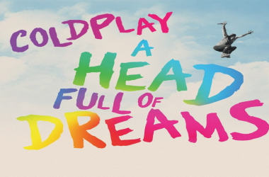 "Foto promocional oficial de a ""Head Full of Dreams"" 