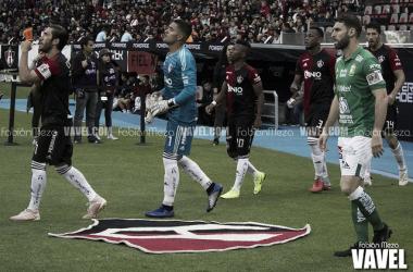 "<span style=""caret-color: rgb(0, 0, 0); color: rgb(0, 0, 0); font-family: -webkit-standard; font-size: medium; font-style: normal; text-align: start;"">Juan Pablo Vigón, capitán del equipo, fue abucheado durante todo el partido ante León.</span>"