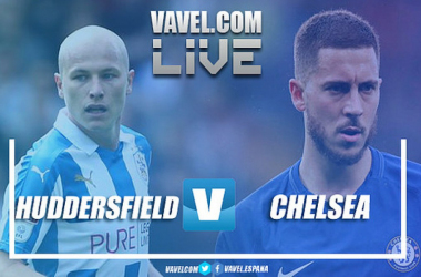 Huddersfield y Chelsea se enfrentan en vivo | Foto: Dani Souto
