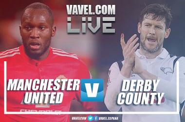 Derby beat United on penalties | Photo: VAVEL