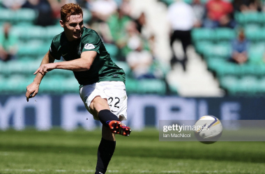 Fraser Fyvie has enjoyed his time in League Two so far and scored again against Brechin. Photo: Getty/Ian MacNicol