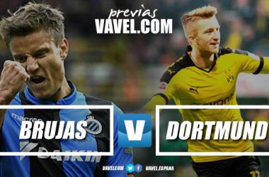 Previa Club Brujas - Borussia Dortmund: el primer paso