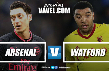 Arsenal host Watford on Saturday afternoon in a Premier League clash | Photo: VAVEL