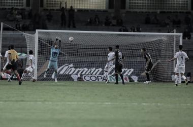 Pumas resbala en copa (Foto | Televisa Deportes)