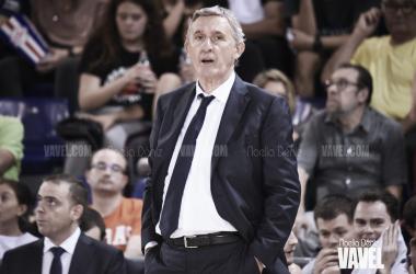 Svetislav Pesic, entrenador del FC Barcelona Lassa. | Foto: Noelia Déniz (VAVEL)