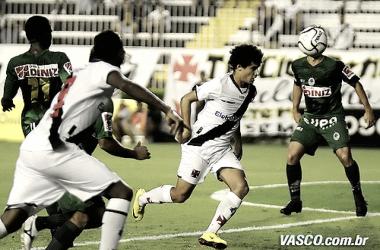 Em 2010, Vasco derrotou o Boavista com bom futebol de Coutinho e Carlos Alberto