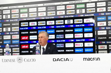 """Napoli - Ancelotti: """"Vittoria per continuare un cammino che è nostro, non a inseguire"""""""