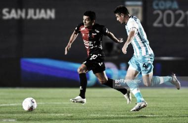 Final de la Copa de la Liga- Colón 3- Racing 0