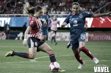Previa Monterrey Femenil vs Chivas Femenil: Duelo en la parte alta de la tabla