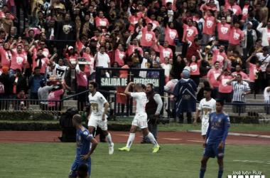 González da show en el empate entre Pumas y Tigres