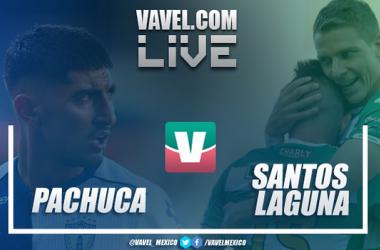 Resultado del Santos vs Pachuca en Liga Mx