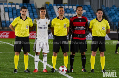 Real Madrid Castilla - CF Interacional de Madrid / Fuente: VAVEL