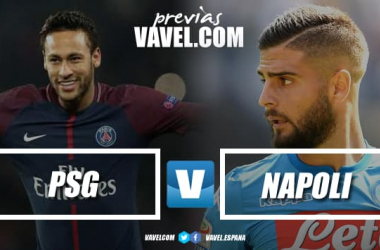 Champions League, Napoli all'esame PSG