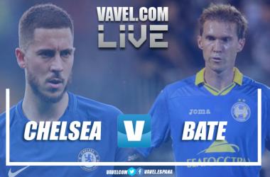 Chelsea FC vs BATE Borisov en vivo y en directo online en UEFA Europa League 2018. | Imagen: Dani Souto (VAVEL)