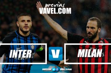 Previa FC Inter - AC Milan: Derby della Madonnina
