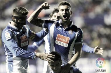 El Espanyol remonta la eliminatoria y se mete en cuartos