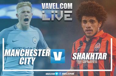 Resumen Manchester City vs Shakhtar Donetsk en Champions League 2018 (6-0)