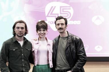 Presentación '45 revoluciones' | Fuente: Antena3.com