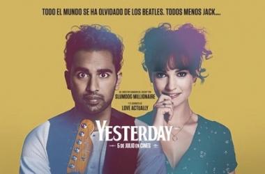 Cartel promocional de 'Yesterday' | Fuente: Web Oficial